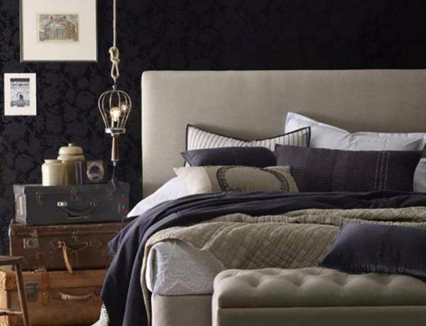 cozy bedroom ideas 10 Cozy Bedroom Ideas For Christmas Day warm bedroom designs for christmas inspiration 2 600x460