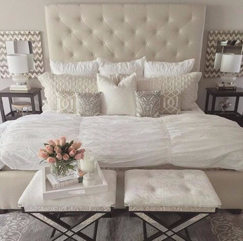 Bedroom Color Schemes For 2018 Cream Master Ideas