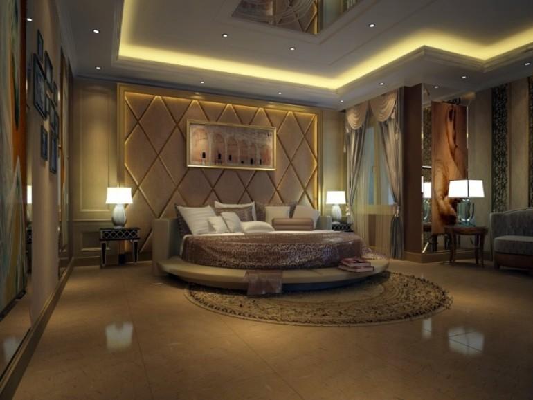 Modern Bedroom Design For An Elegant Master Bedroom ... on Best Master Bedroom Ideas  id=91827