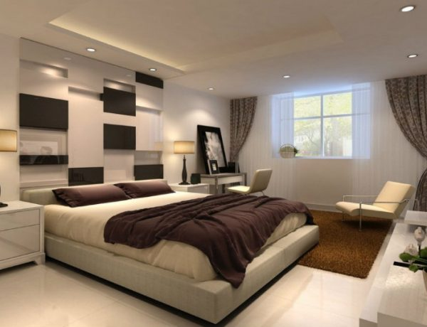 interior design Design The Interior Design That Suits You For Your Bedroom 55 modern bedroom wall decor king size sleigh bedroom sets of modern bedroom wall decor 600x460