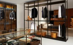 walk-in closets Walk-in Closets are a Must to any Master Bedroom 12 Luxury closet for your master bedroom 240x150