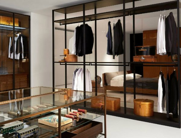 walk-in closets Walk-in Closets are a Must to any Master Bedroom 12 Luxury closet for your master bedroom 600x460