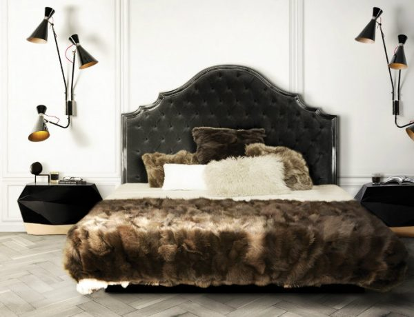 bedside tables Luxurious Bedside Tables For Your Modern Bedroom 61a7f00f2c32f332ee3767e881581337 600x460