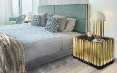 master bedroom Black and Gold Nightstands for your Master Bedroom Black and Gold Nightstands for your Master Bedroom 6 1 240x150
