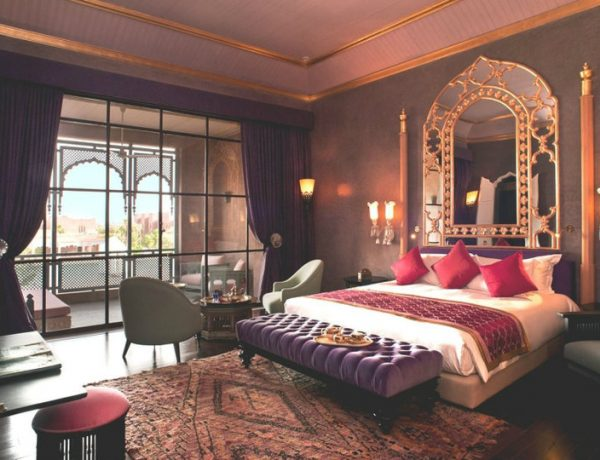 bedroom designs Exotic Master Bedroom Designs In Marrakech feature 600x460