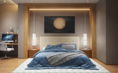 master bedroom Statement Lighting Pieces To Bright up Your Master Bedroom 13 Statement bedroom lighting 240x150