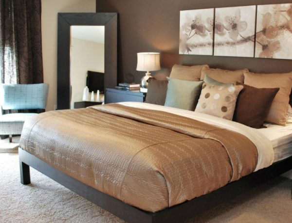 color palette The Perfect Color Palette For Your Master Bedroom Bedroom color pallete 600x460