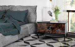 nightstands Luxury Nightstands for an Elegant Master Bedroom 12 Elegant Master Bedroom 240x150