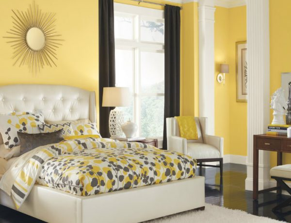 master bedroom Trendy Textiles That Add Color to Your Master Bedroom 12 Trendy Textiles That Add Color to Your Master Bedroom 600x460