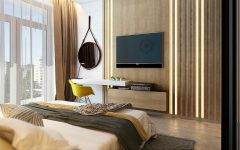 bedroom design Stunning Accent Walls To Make You Master Bedroom Design Unique 22 Stunning Accent Walls To Make You Master Bedroom Design Unique 240x150