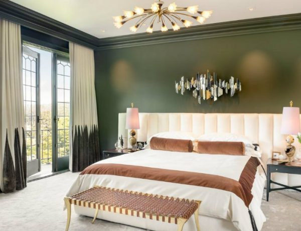 green bedroom ideas Refresh Your Bedroom Design With These Green Bedroom Ideas feature 600x460