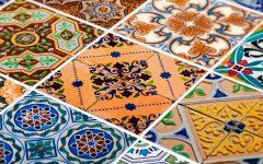 master bedroom Exclusive Tile Pieces For Your Master Bedroom Azulejos Tradicionais Portugueses Autocolantes Detalhe 240x150