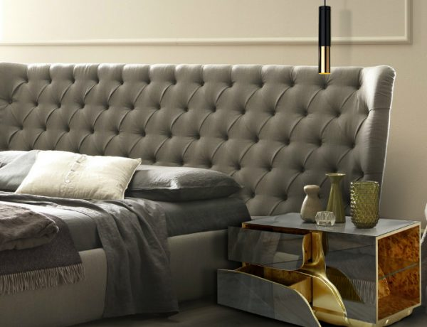master bedrooms 5 Grey Master Bedrooms That Are Far From Boring lapiaz nightstand BL featured 600x460