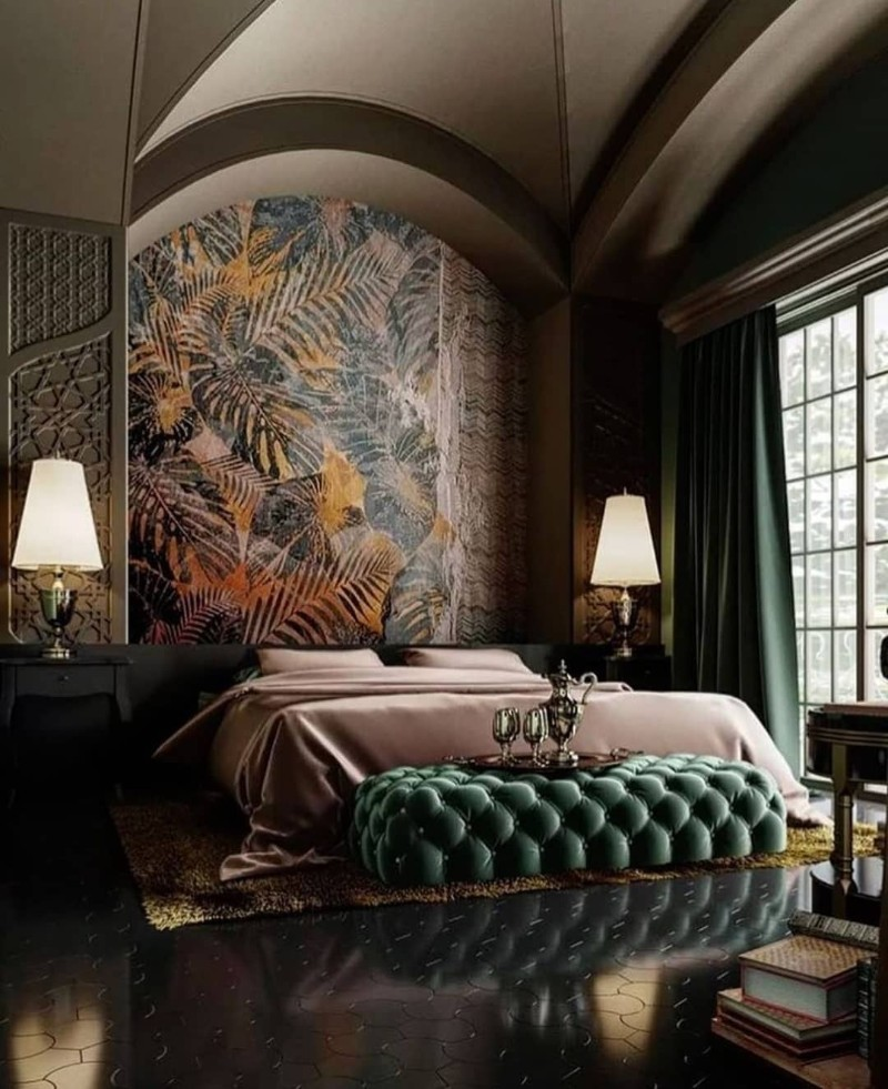 design trends Embrace Color and Pattern: Bedroom Design Trends 2019 Embrace Color and Pattern Bedroom Design Trends 2019 10