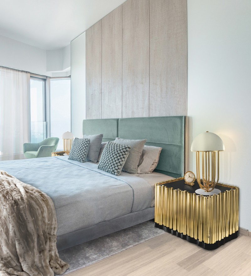 design trends Embrace Color and Pattern: Bedroom Design Trends 2019 Embrace Color and Pattern Bedroom Design Trends 2019 8