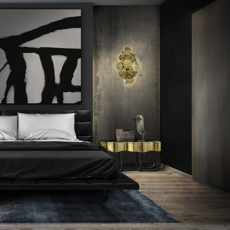 Embrace Color and Pattern: Bedroom Design Trends 2019 design trends Embrace Color and Pattern: Bedroom Design Trends 2019 Embrace Color and Pattern Bedroom Design Trends 2019 9