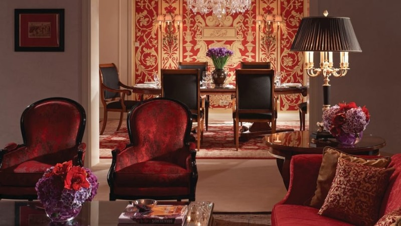 The Most Luxury Suites Designed By Pierre-Yves Rochon Luxury Suites The Most Luxury Suites Designed By Pierre-Yves Rochon The Most Luxury Suites Designed By Pierre Yves Rochon 7