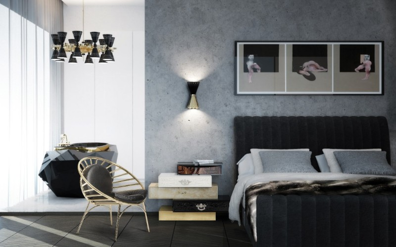 . Interior Design Ideas to Build Contemporary Bedrooms In Your Home