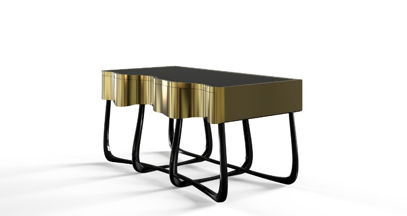 bedside tables Top 5 Luxury Bedside Tables To Warm You Up This Winter BL Sinuous