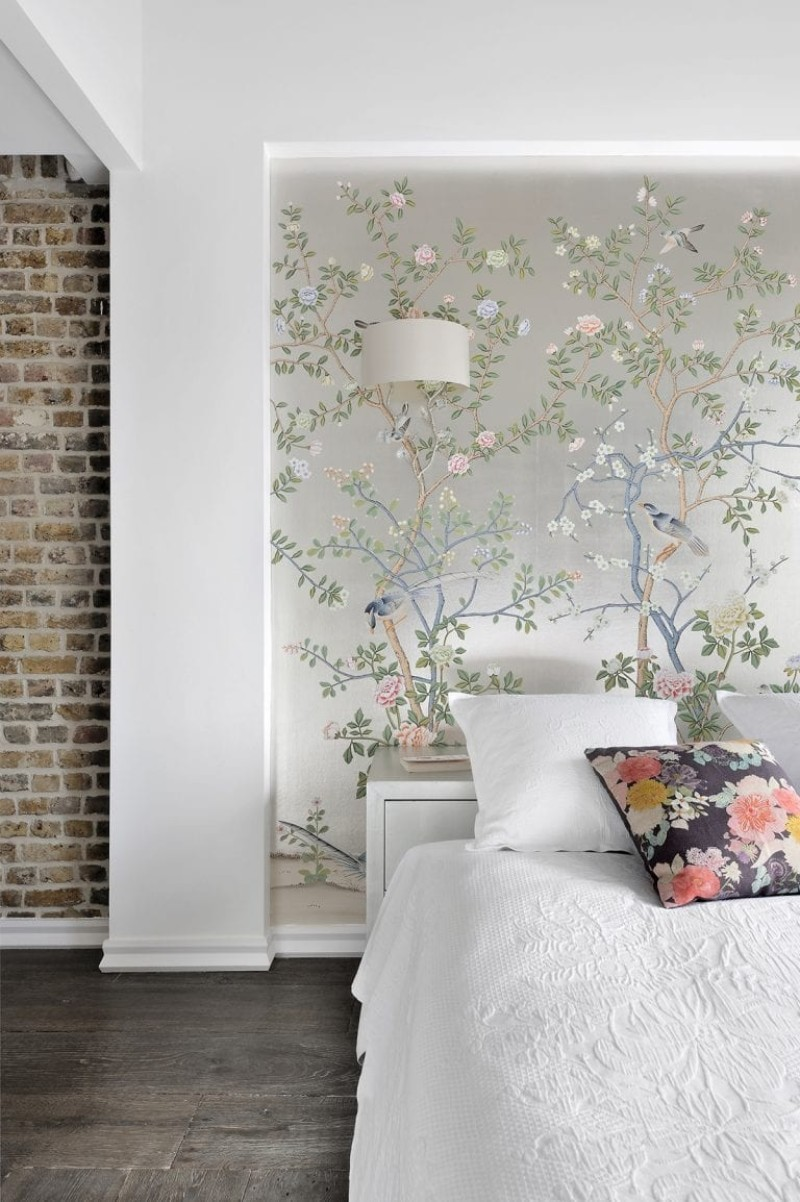 exclusive homes Bedroom Wallpaper Inspiration for Exclusive Homes Bedroom Wallpaper Inspiration for Exclusive Homes 9