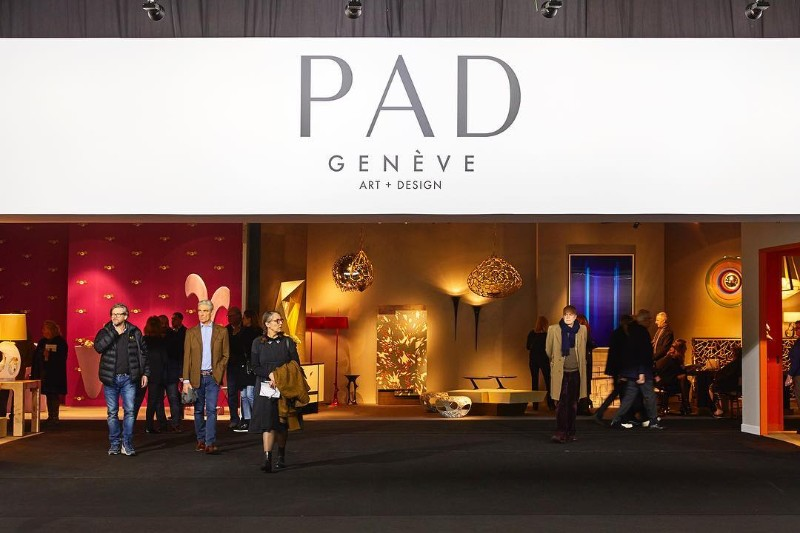 PAD Geneve Modern Art and Design at PAD Geneve Contemporary Art and Design at PAD Geneve 1
