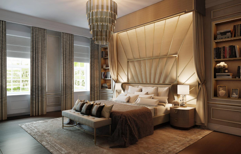 luxury master bedrooms luxury master bedrooms Explore 5 Luxury Master Bedrooms By Top Interior Designers Explore 5 Luxury Master Bedrooms by Top Interior Designers 17
