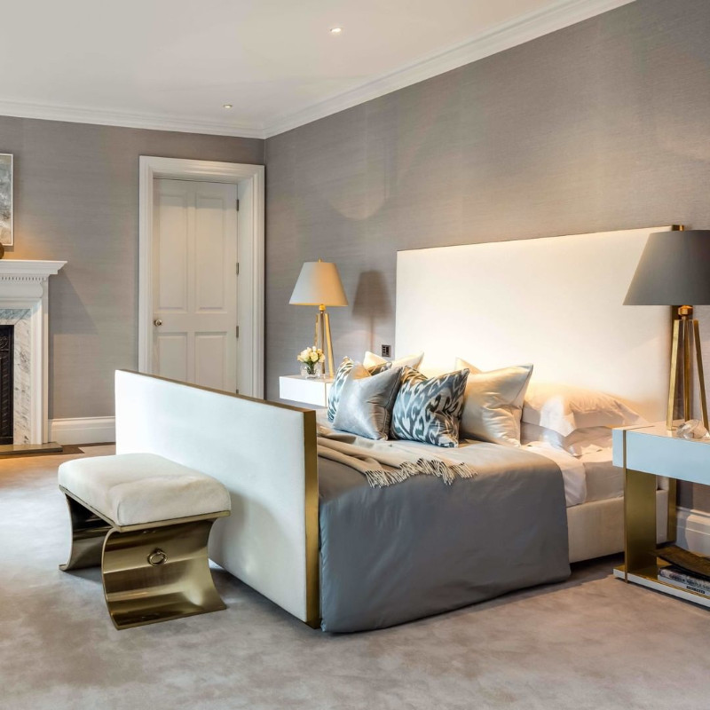luxury master bedrooms Explore 5 Luxury Master Bedrooms By Top Interior Designers Explore 5 Luxury Master Bedrooms by Top Interior Designers 5 2