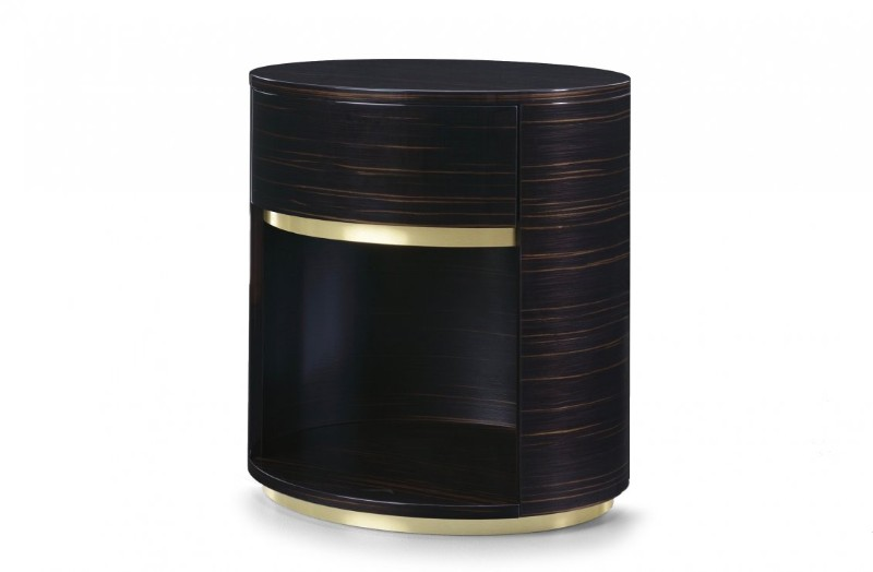 bedside tables Top 5 Luxury Bedside Tables To Warm You Up This Winter Fendi Asja2