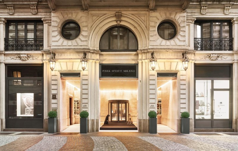 Five-Star Experience in Park Hyatt Milan  park hyatt milan Five-Star Experience in Park Hyatt Milan Five Star Experience in Park Hyatt Milan 1