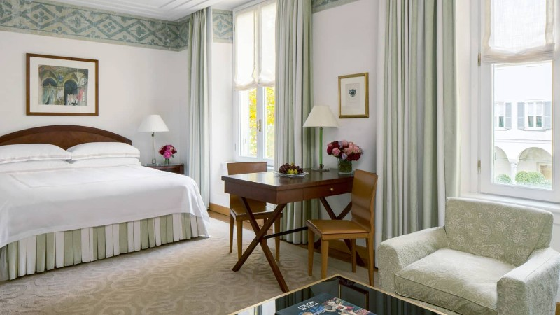 italy's hotels Luxury Bedrooms In Italy's Hotels MIL 546 original
