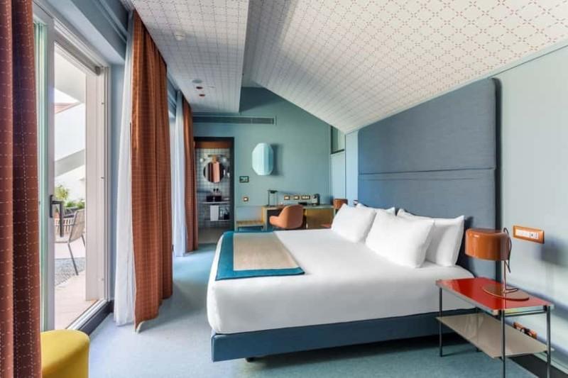 Patricia Urquiola Bedroom's Designs at Milan Room Mate Hotels Patricia Urquiola Patricia Urquiola Bedroom's Designs at Milan Room Mate Hotels Patricia Urquiola Bedroom   s Designs at Milan Room Mate Hotels 1