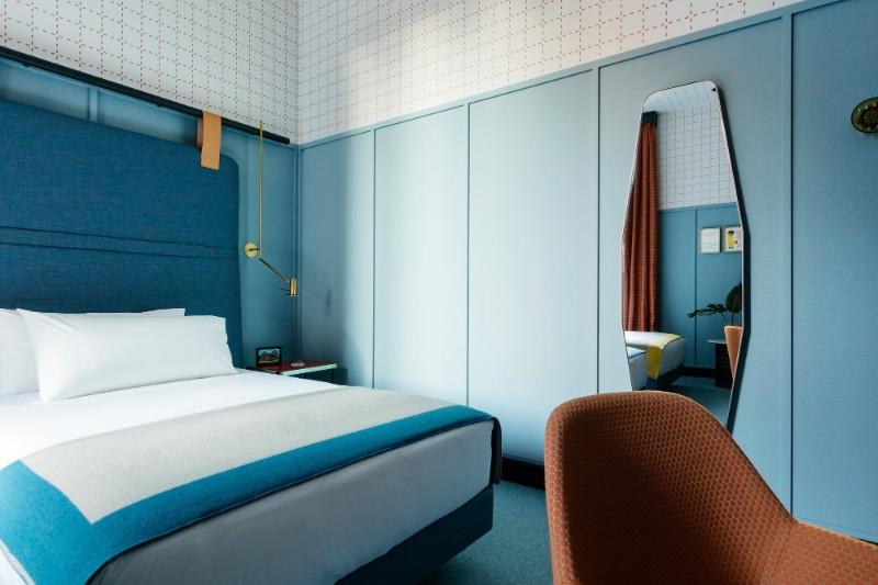 Patricia Urquiola Patricia Urquiola Bedroom's Designs at Milan Room Mate Hotels Patricia Urquiola Bedroom   s Designs at Milan Room Mate Hotels 11