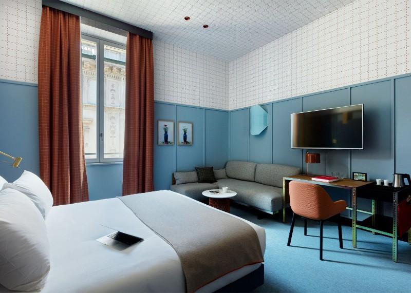 Patricia Urquiola Bedroom's Designs at Milan Room Mate Hotels Patricia Urquiola Patricia Urquiola Bedroom's Designs at Milan Room Mate Hotels Patricia Urquiola Bedroom   s Designs at Milan Room Mate Hotels 4