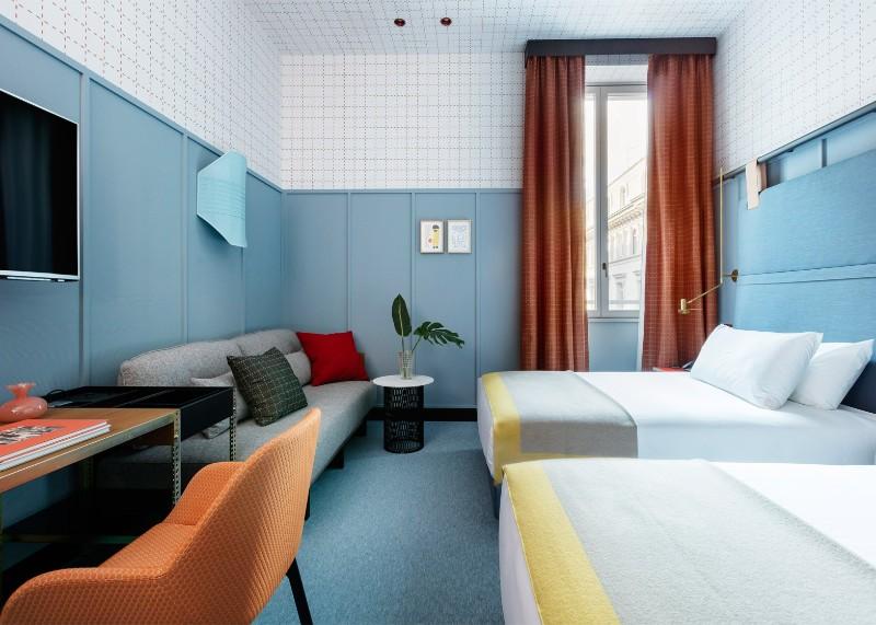 Patricia Urquiola Bedroom's Designs at Milan Room Mate Hotels Patricia Urquiola Patricia Urquiola Bedroom's Designs at Milan Room Mate Hotels Patricia Urquiola Bedroom   s Designs at Milan Room Mate Hotels 5
