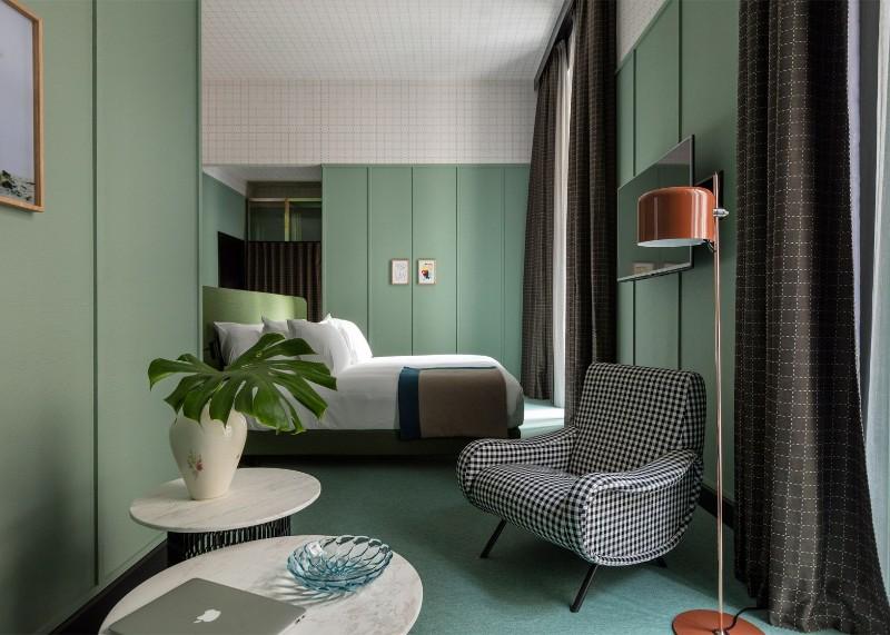 Patricia Urquiola Bedroom's Designs at Milan Room Mate Hotels Patricia Urquiola Patricia Urquiola Bedroom's Designs at Milan Room Mate Hotels Patricia Urquiola Bedroom   s Designs at Milan Room Mate Hotels 7