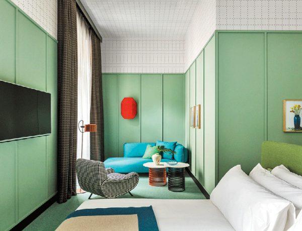 Patricia Urquiola Patricia Urquiola Bedroom's Designs at Milan Room Mate Hotels Patricia Urquiola Bedroom   s Designs at Milan Room Mate Hotels featured 600x460