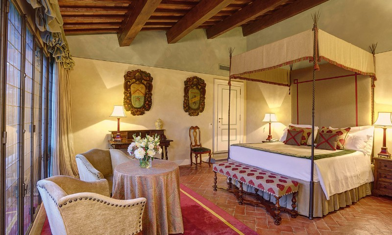 Luxury Bedrooms In Italy's Hotels italy's hotels Luxury Bedrooms In Italy's Hotels camere juniorsuitetop 0001