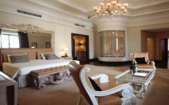 italy's hotels Luxury Bedrooms In Italy's Hotels featured 240x150