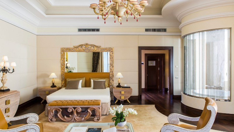 Luxury Bedrooms In Italy's Hotels italy's hotels Luxury Bedrooms In Italy's Hotels romex suite 0038 hor wide