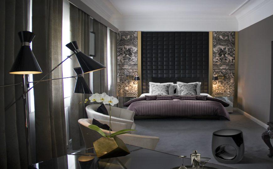 master bedroom ideas Master Bedroom Ideas Erosion stool by Boca do Lobo x 870x540