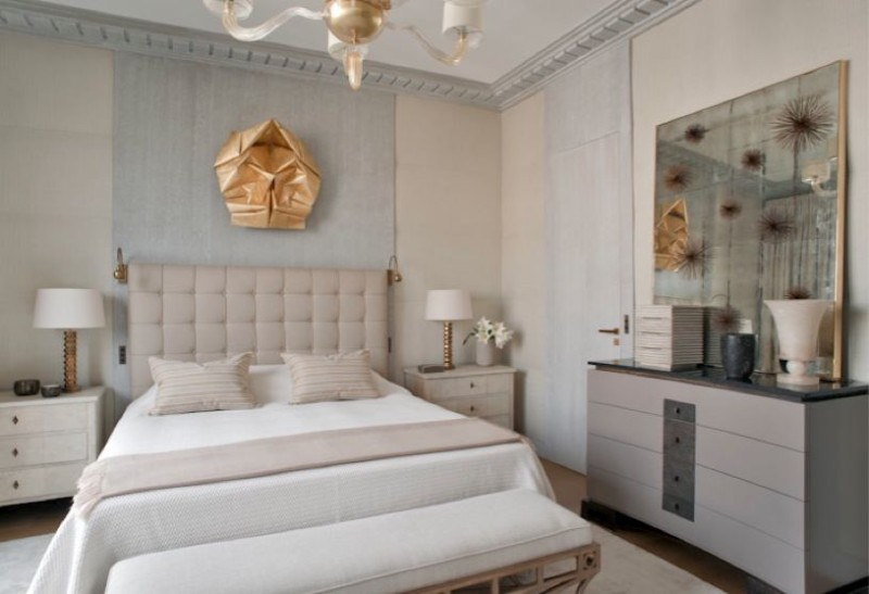 bedroom interior bedroom interior Best bedroom interior projects by top designers Jean Louis Deniot