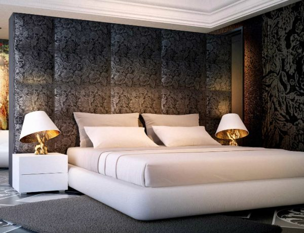 bedroom interior Best bedroom interior projects by top designers Marcel Wanders 600x460
