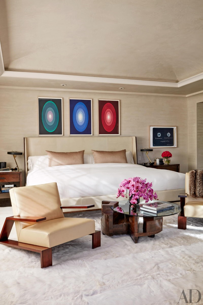 bedroom interior Best bedroom interior projects by top designers Martyn Lawrence Bullard Design