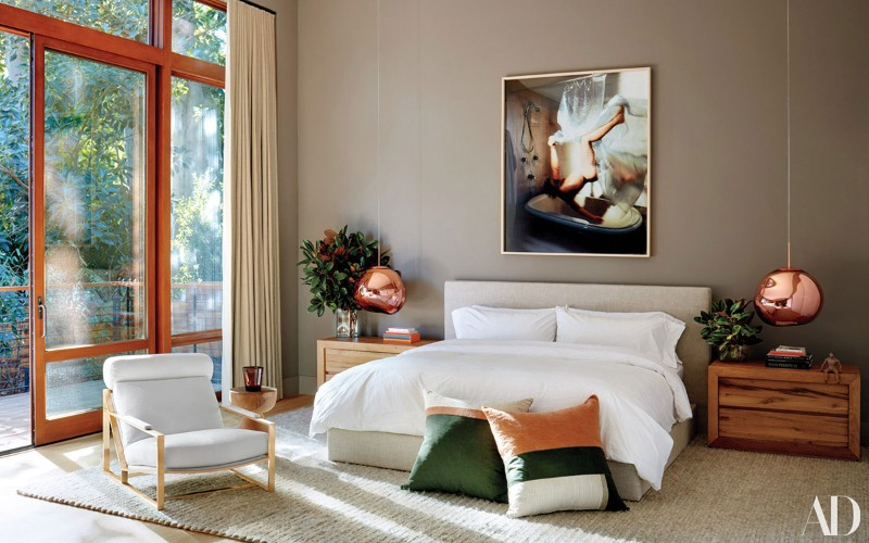 bedroom interior Best bedroom interior projects by top designers Nate Berkus