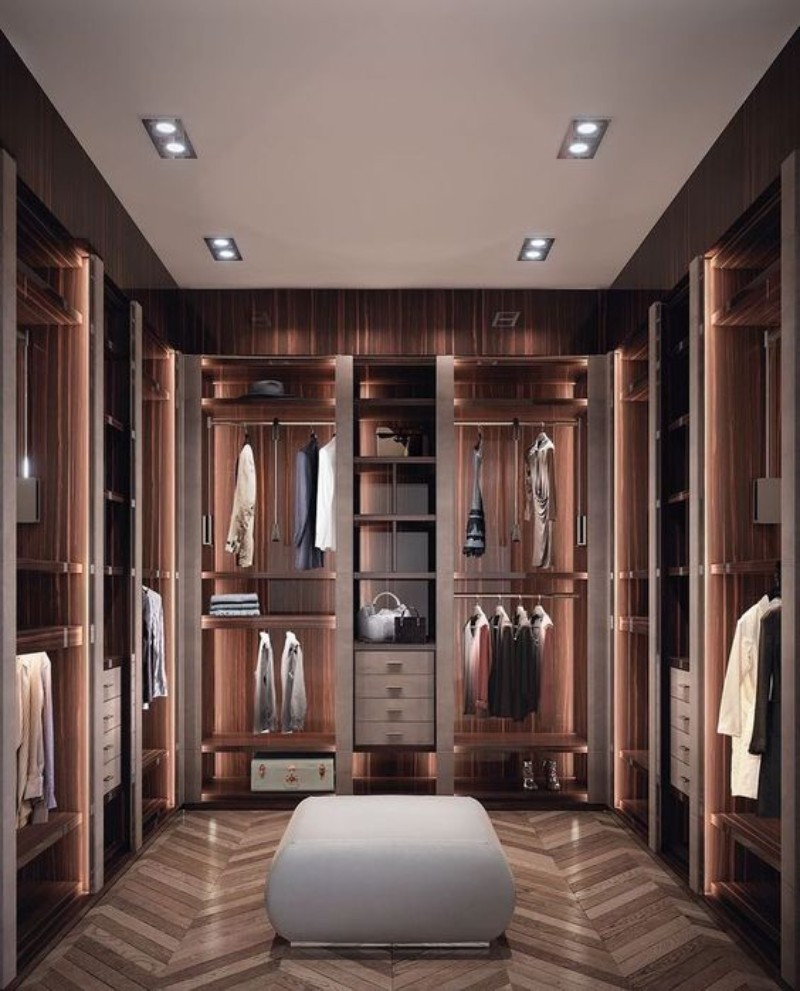 Walk-In Closet: The Must-Have In Every Luxury Bedroom