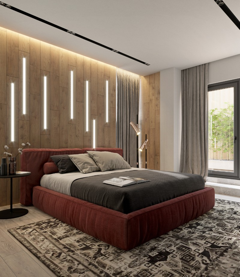 lighting ideas Best Lighting Ideas for Your Modern Bedroom 00fa1e59414739