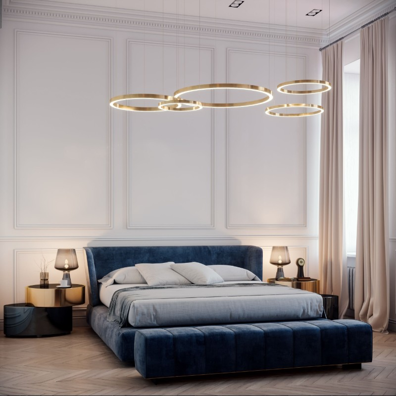 lighting ideas Best Lighting Ideas for Your Modern Bedroom 61151a8066cbf5ec98f832f79bb40f8b 1