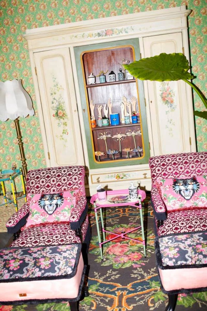 Gucci Decor's Novelties Released During Milan Design Week 2019 gucci decor Gucci Decor's Novelties Released During Milan Design Week 2019 Guccis Novelties Released During Milan Design Week 2019 3