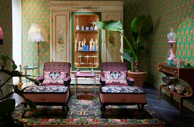 Gucci Decor's Novelties Released During Milan Design Week 2019 gucci decor Gucci Decor's Novelties Released During Milan Design Week 2019 Guccis Novelties Released During Milan Design Week 2019 4