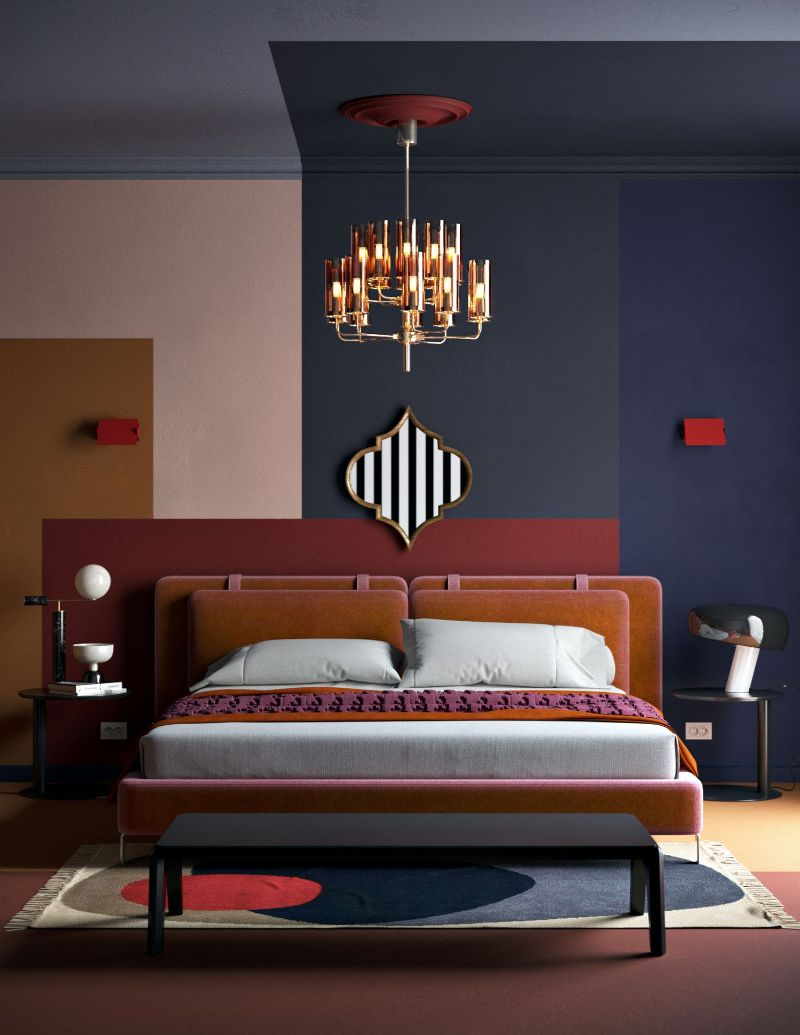 bedroom colors Bedroom Colors to Refresh Your Interior all